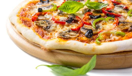 Pizza alle Verdure
